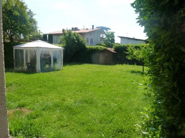 Villa in vendita a Forte dei Marmi, Via Piave, Con giardino, 110 mq - Foto 7