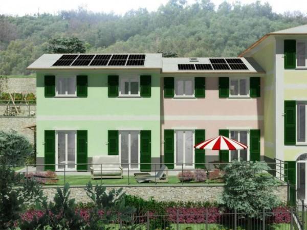 Appartamento in vendita a Rapallo, Ronco Costaguta, Con giardino, 156 mq - Foto 9