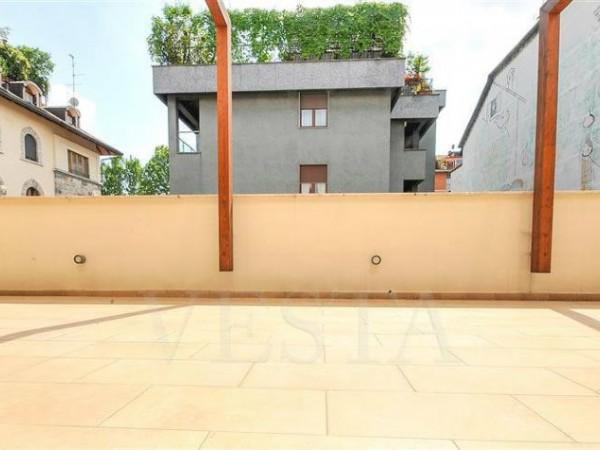 Appartamento in vendita a Milano, Porta Romana - V Giornate, Xxii Marzo, Porta Romana, Viale Corsica, 155 mq - Foto 9