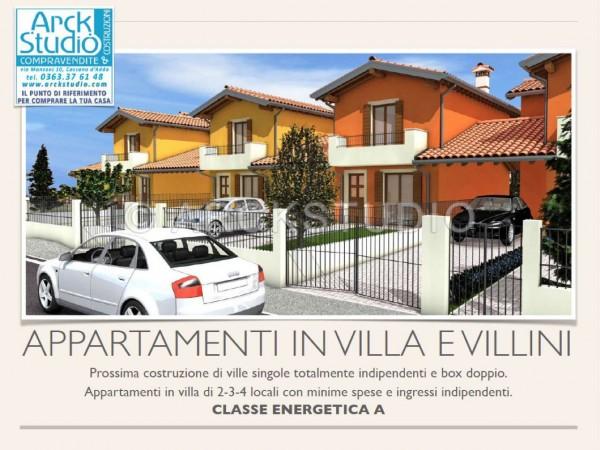 Villa in vendita a Cassano d'Adda, Groppello, Con giardino, 160 mq - Foto 5
