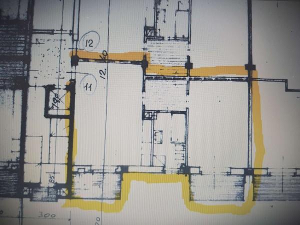Appartamento in vendita a Varese, Masnago, Con giardino, 55 mq - Foto 3