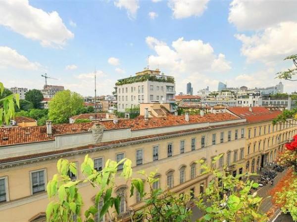 Appartamento in vendita a Milano, Piazza Cavour - Montenapoleone - Centro Storico, 242 mq - Foto 7