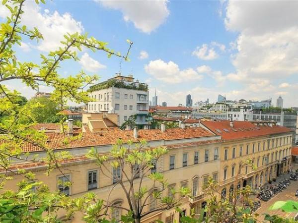 Appartamento in vendita a Milano, Piazza Cavour - Montenapoleone - Centro Storico, 242 mq - Foto 13