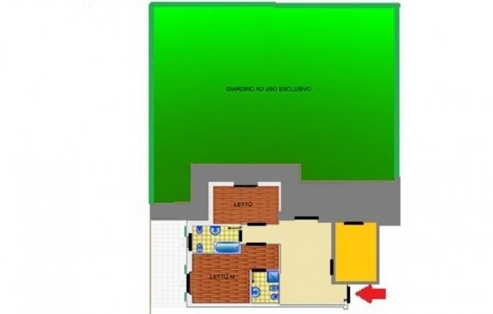 Appartamento in vendita a Legnano, San Bernardino, 145 mq - Foto 2