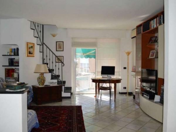 Appartamento in vendita a Recco, Centrale, Con giardino, 140 mq - Foto 31