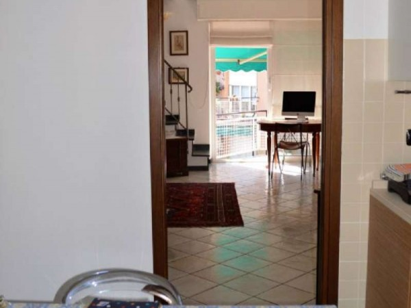 Appartamento in vendita a Recco, Centrale, Con giardino, 140 mq - Foto 26