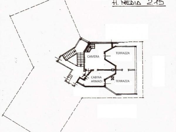Appartamento in vendita a Recco, Centrale, Con giardino, 140 mq - Foto 7