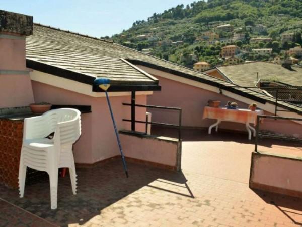Appartamento in vendita a Recco, Centrale, Con giardino, 140 mq - Foto 12