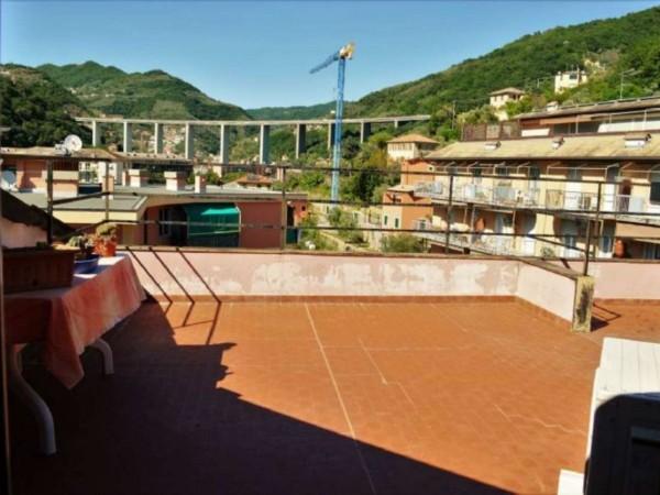 Appartamento in vendita a Recco, Centrale, Con giardino, 140 mq - Foto 14
