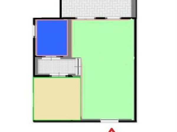 Appartamento in vendita a Valbondione, Valbondione, Arredato, 45 mq - Foto 2