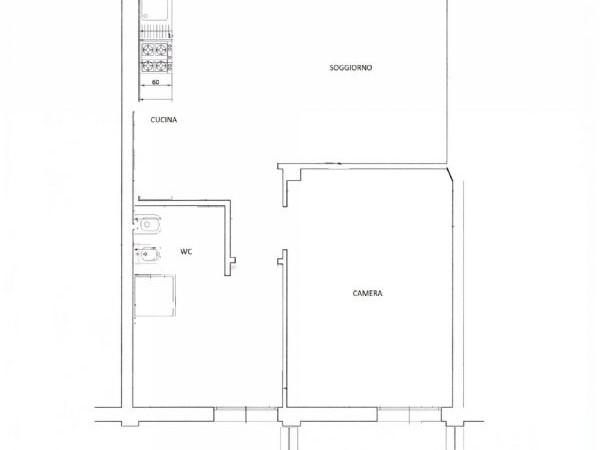 Appartamento in vendita a Milano, 50 mq - Foto 2