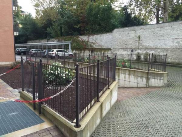 Negozio in vendita a Rivoli, Con giardino, 140 mq - Foto 9