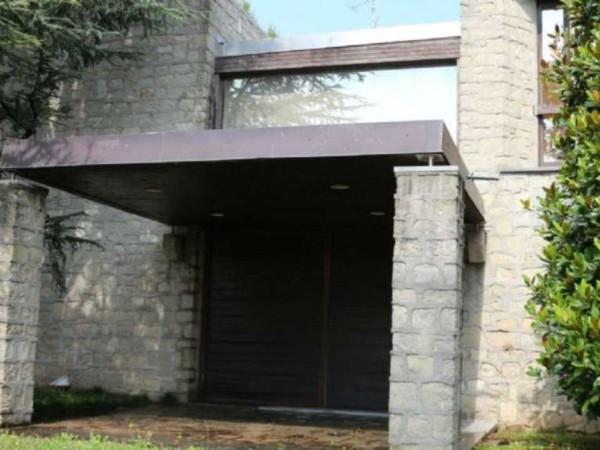Villa in vendita a Bernareggio, Con giardino, 520 mq - Foto 24
