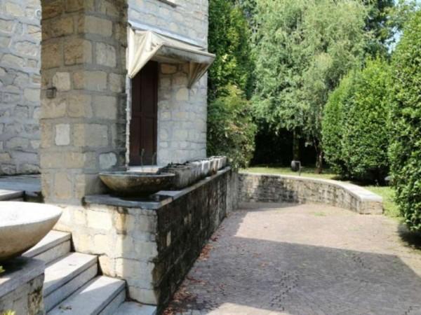 Villa in vendita a Bernareggio, Con giardino, 520 mq - Foto 21