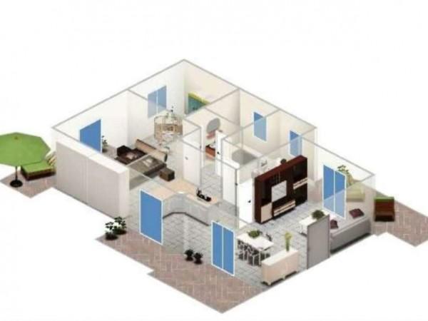 Appartamento in vendita a Caserta, Tredici, 92 mq - Foto 2