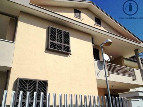 Villa in vendita a Casagiove, Casagiove, 280 mq - Foto 12