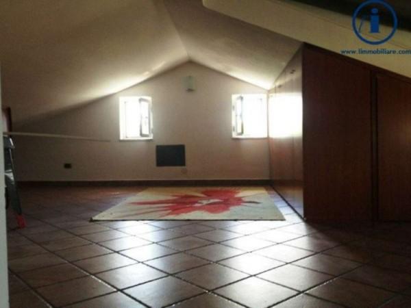 Villa in vendita a Casagiove, Casagiove, 280 mq - Foto 2