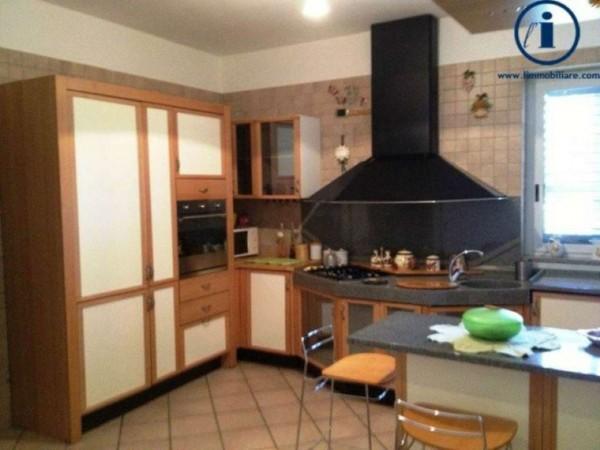 Villa in vendita a Casagiove, Casagiove, 280 mq - Foto 4