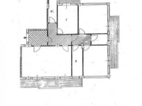 Appartamento in vendita a Caserta, Stazione, Università, 120 mq - Foto 4