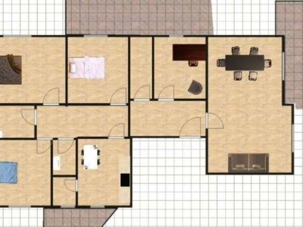 Appartamento in vendita a Caserta, Lincoln, 160 mq - Foto 3