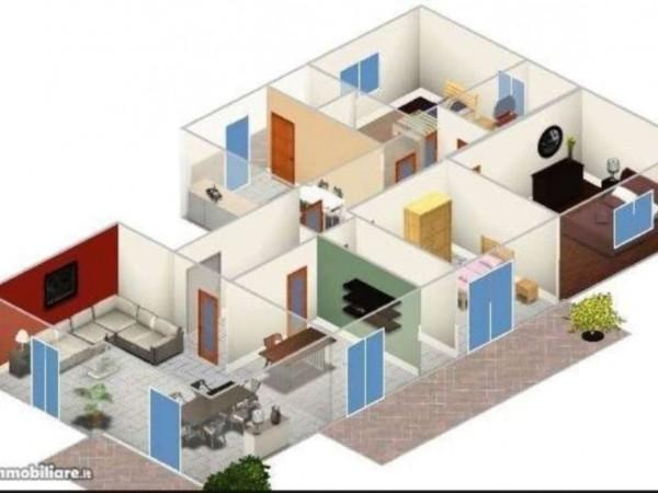 Appartamento in vendita a Caserta, Lincoln, 160 mq - Foto 4