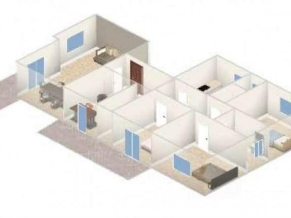 Appartamento in vendita a Caserta, Lincoln, 160 mq - Foto 2