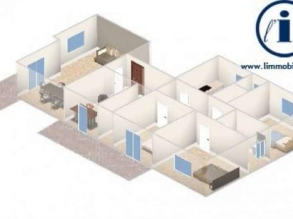 Appartamento in vendita a Caserta, Lincoln, 160 mq - Foto 7