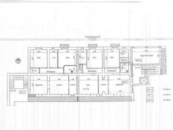 Appartamento in vendita a Caserta, Centro Storico, 120 mq - Foto 2