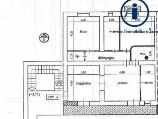 Appartamento in vendita a Caserta, Centro Storico, 135 mq - Foto 2