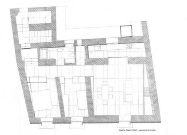 Appartamento in vendita a Caserta, Centro Storico, 110 mq - Foto 2