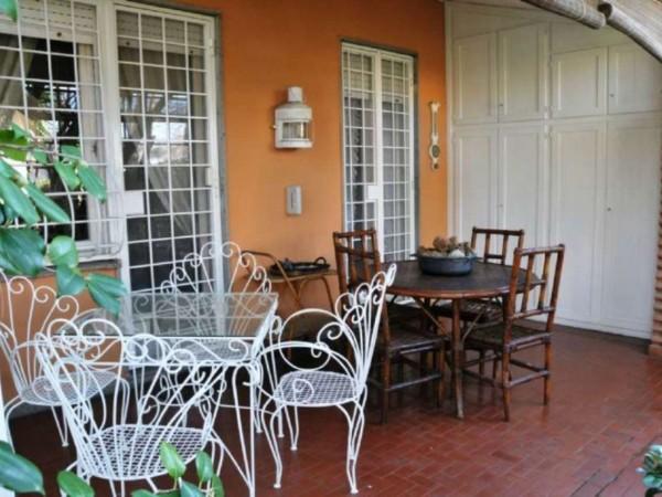 Villetta a schiera in vendita a Roma, Casal Palocco, Arredato, con giardino, 150 mq - Foto 28