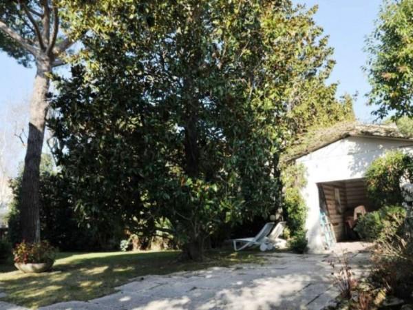Villetta a schiera in vendita a Roma, Casal Palocco, Arredato, con giardino, 150 mq - Foto 34