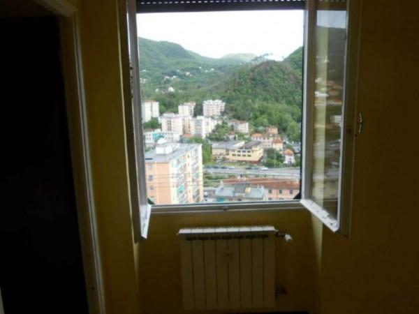 Appartamento in vendita a Genova, Sovrastante Via Ritale, 63 mq - Foto 6