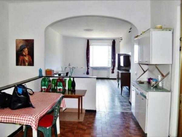 Villetta a schiera in vendita a Avegno, Salto, Con giardino, 175 mq - Foto 17