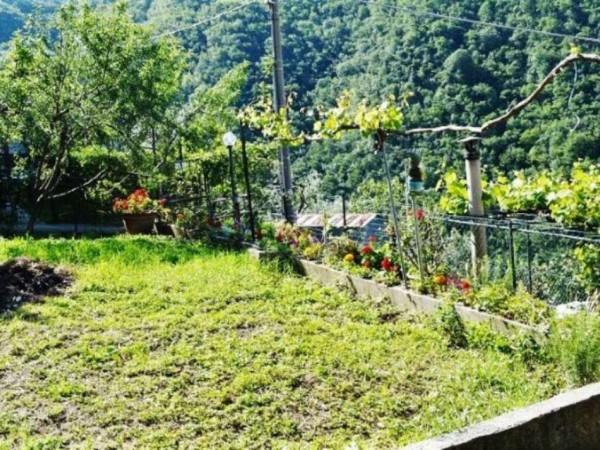 Villetta a schiera in vendita a Avegno, Salto, Con giardino, 175 mq - Foto 28