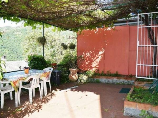 Villetta a schiera in vendita a Avegno, Salto, Con giardino, 175 mq - Foto 21