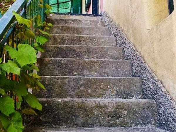 Villetta a schiera in vendita a Avegno, Salto, Con giardino, 175 mq - Foto 24