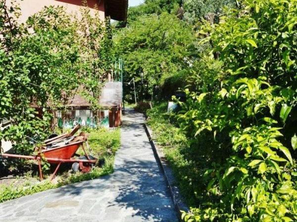 Villetta a schiera in vendita a Avegno, Salto, Con giardino, 175 mq - Foto 30
