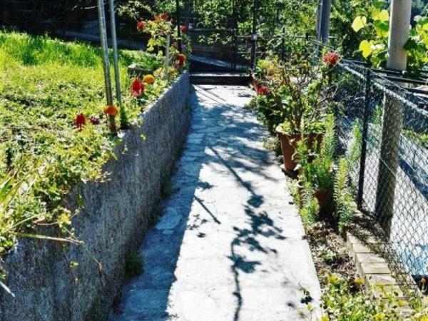 Villetta a schiera in vendita a Avegno, Salto, Con giardino, 175 mq - Foto 29