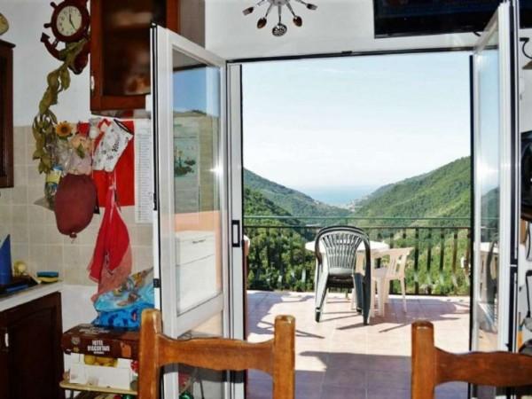 Villetta a schiera in vendita a Avegno, Salto, Con giardino, 175 mq - Foto 4