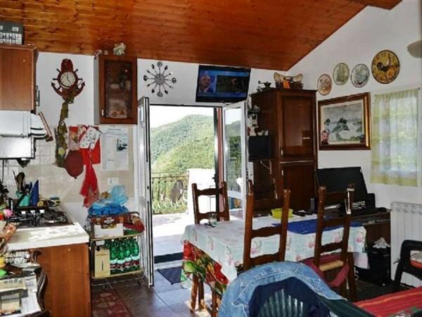 Villetta a schiera in vendita a Avegno, Salto, Con giardino, 175 mq - Foto 7
