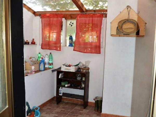Villetta a schiera in vendita a Avegno, Salto, Con giardino, 175 mq - Foto 8