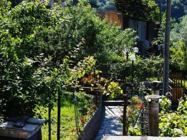 Villetta a schiera in vendita a Avegno, Salto, Con giardino, 175 mq - Foto 22
