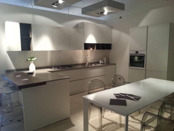 Appartamento in vendita a San Giorgio su Legnano, Centrale, 110 mq