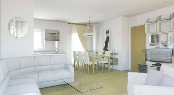 Appartamento in vendita a San Giorgio su Legnano, Centrale, 110 mq - Foto 3