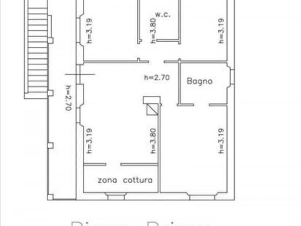 Villa in vendita a Pienza, Con giardino, 200 mq - Foto 17
