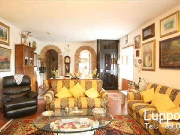 Villa in vendita a Siena, Con giardino, 135 mq - Foto 4