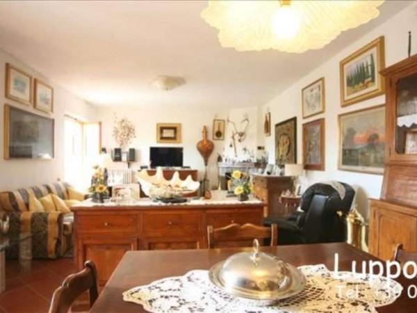 Villa in vendita a Siena, Con giardino, 135 mq - Foto 6