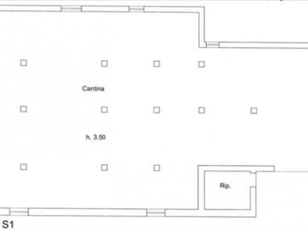 Villa in vendita a Siena, Con giardino, 400 mq - Foto 13