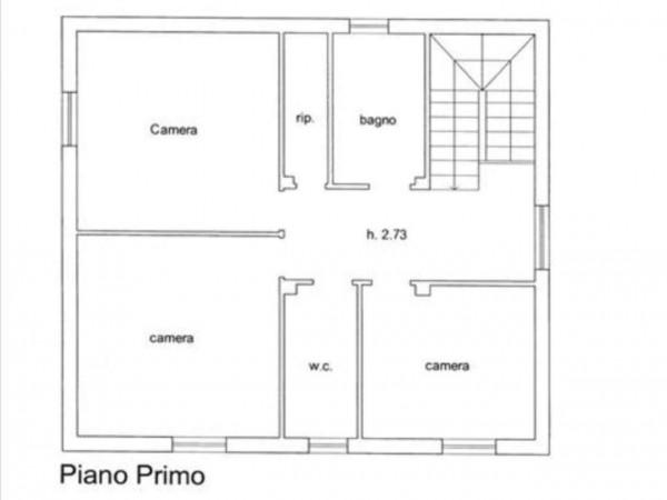 Villa in vendita a Siena, Con giardino, 400 mq - Foto 11